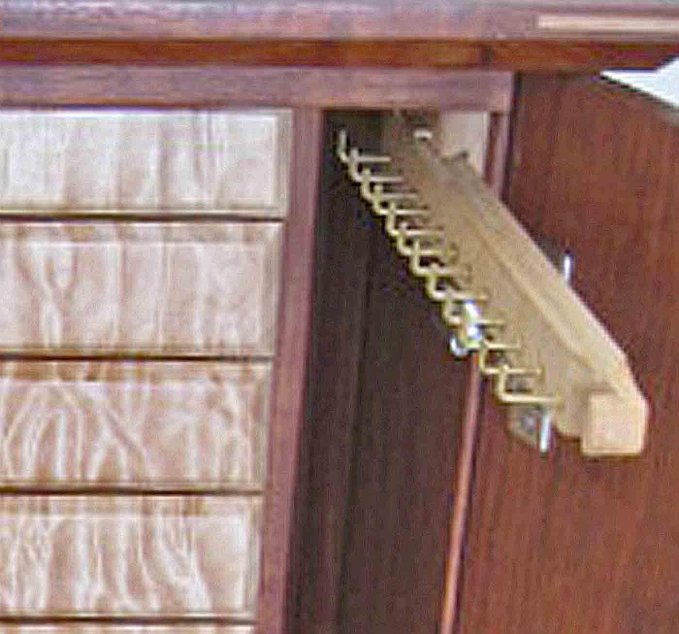 Necklace Holder Jewelry Box Hooks