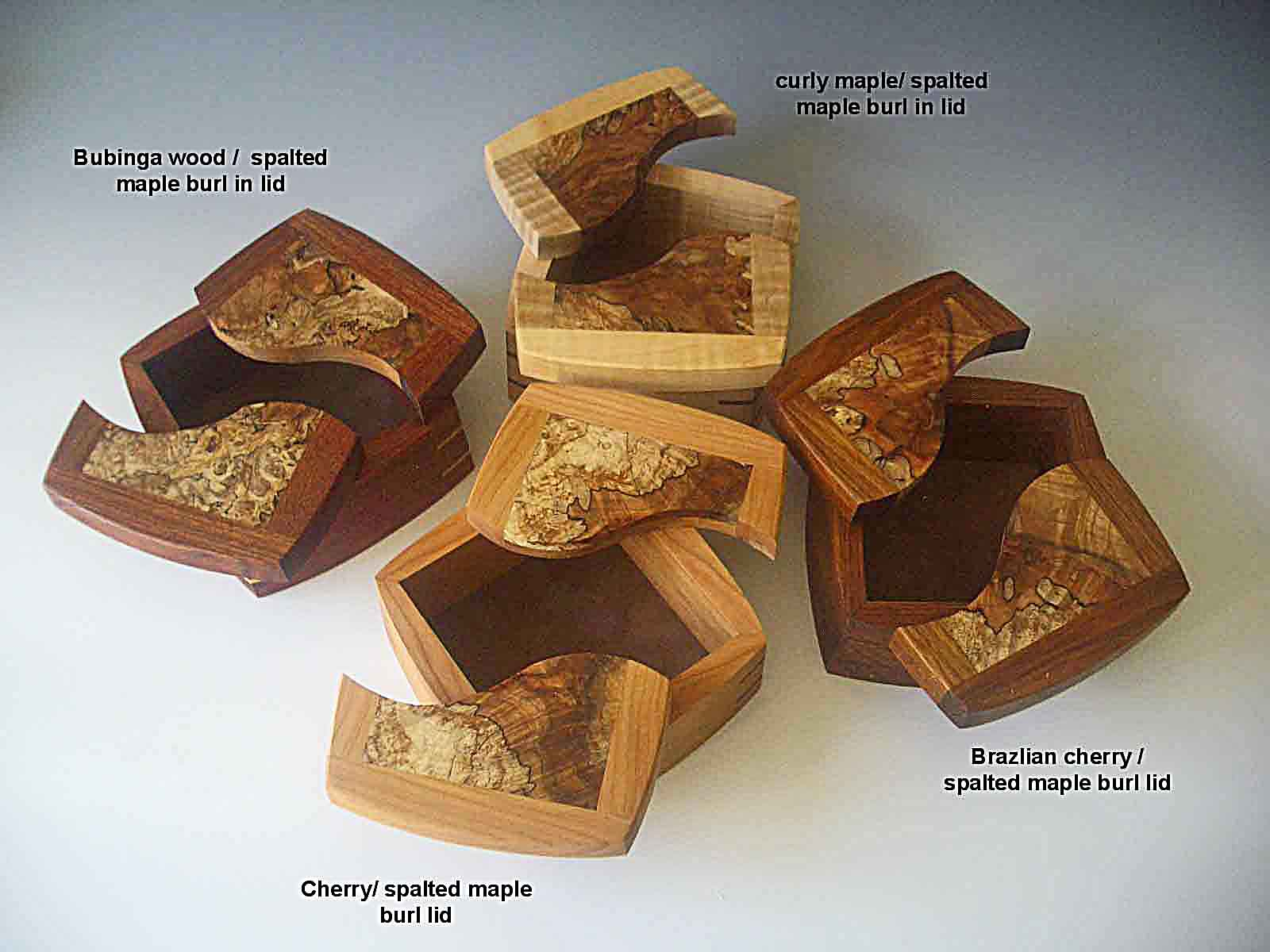finger joints wooden decorative pin box and routed decor pine boxes grooves keepsake with