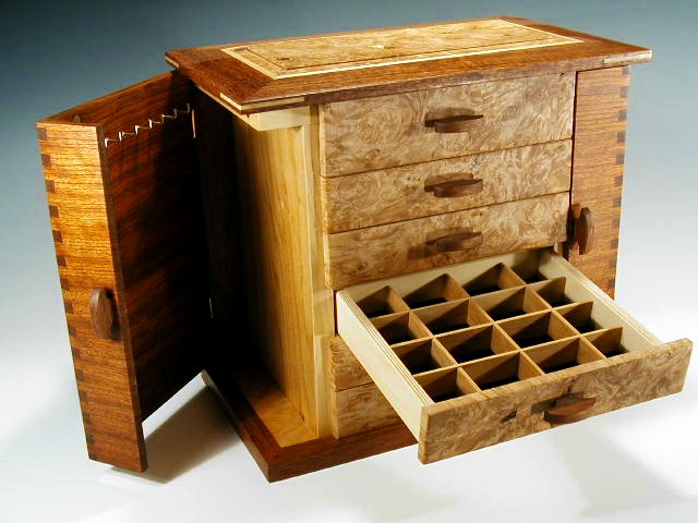 handmade jewelry boxes unique gifts for women